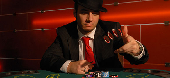 poker-style